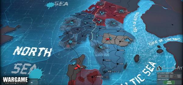 браузерная игра Wargame 1942