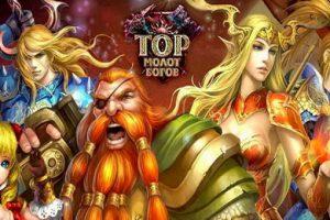 браузерная игра Тор Молот Богов