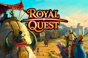 онлайн RPG Royal Quest