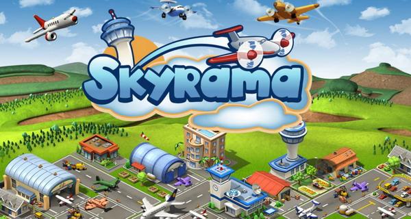 Симулятор аэропорта Skyrama