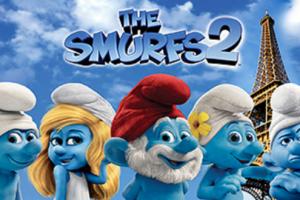 онлайн игра Smurfs 2